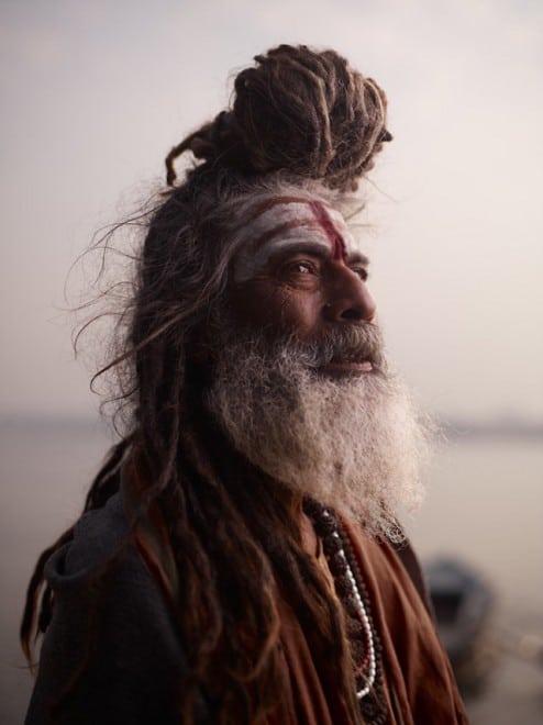 Hommes les plus spirituels d'Inde – Photographie – 5