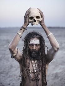 Découvrez les hommes les plus spirituels d'Inde à travers de magnifiques photos