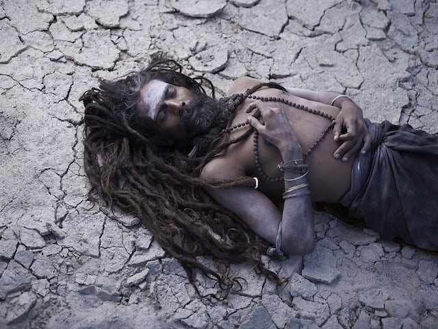 Hommes les plus spirituels d'Inde – Photographie – 8