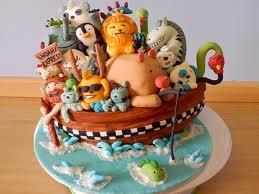 Gâteau de l'arche de Noé