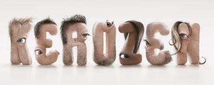 Découvrez les typographies humaines incroyables de JC Debroize