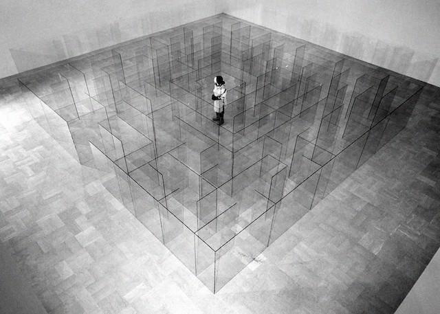 Labyrinthe en verre – 4