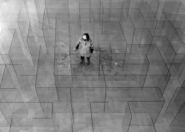 Labyrinthe en verre – 5