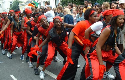 Carnaval de Notting Hill en Angleterre - 12