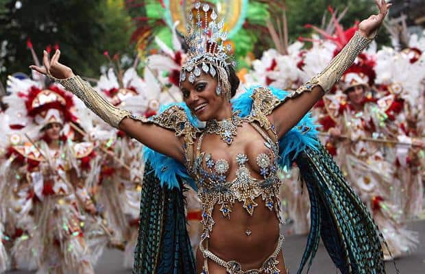 Les plus belles photos du carnaval de Notting Hill