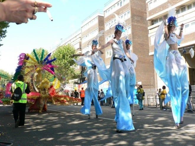 Carnaval de Notting Hill en Angleterre - 13