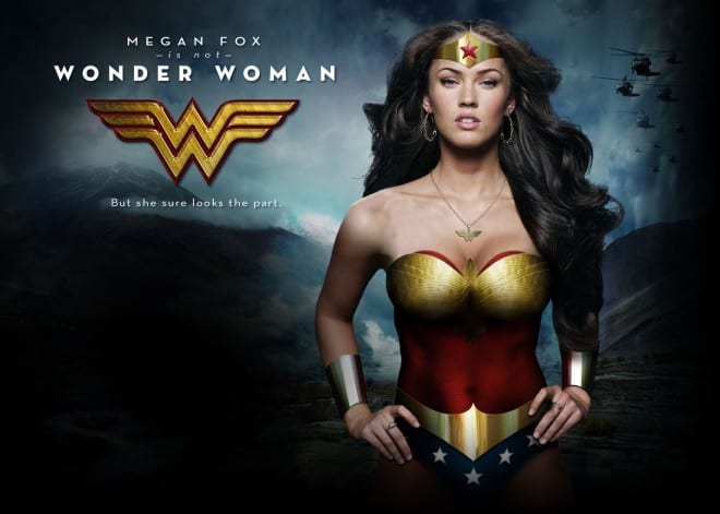 Nouveau visage de Wonder Woman - 1