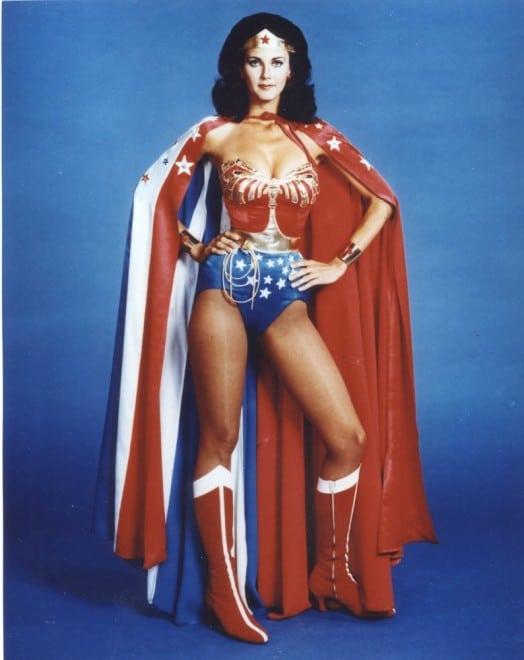 Nouveau visage de Wonder Woman - 2
