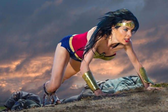 Nouveau visage de Wonder Woman - 3