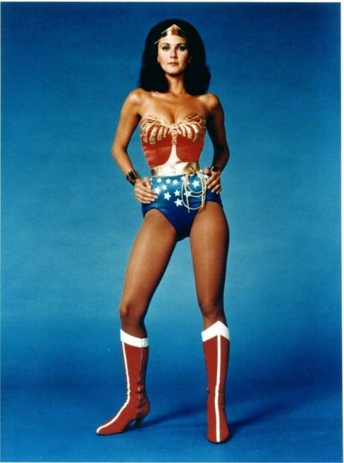 Nouveau visage de Wonder Woman - 6