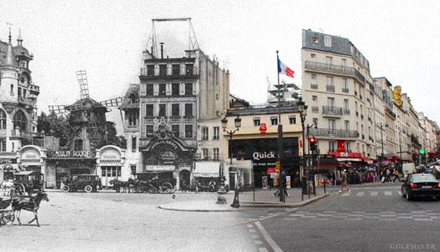 Paris 1900 à aujourd'hui, photographie - 10