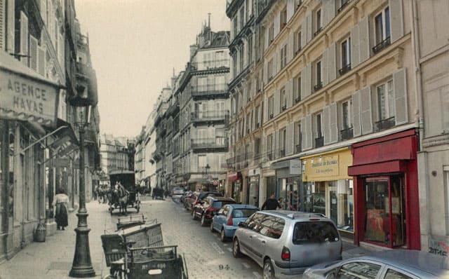 Paris 1900 à aujourd'hui, photographie - 11