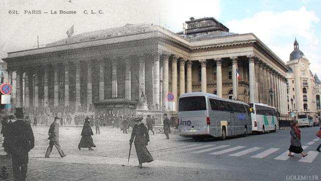 Paris 1900 à aujourd'hui, photographie - 12