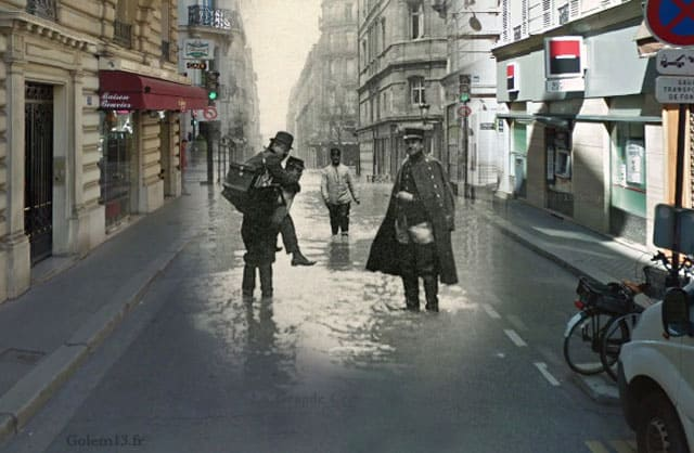 Paris 1900 à aujourd'hui, photographie - 13