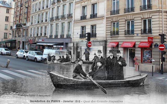 Paris 1900 à aujourd'hui, photographie – 14