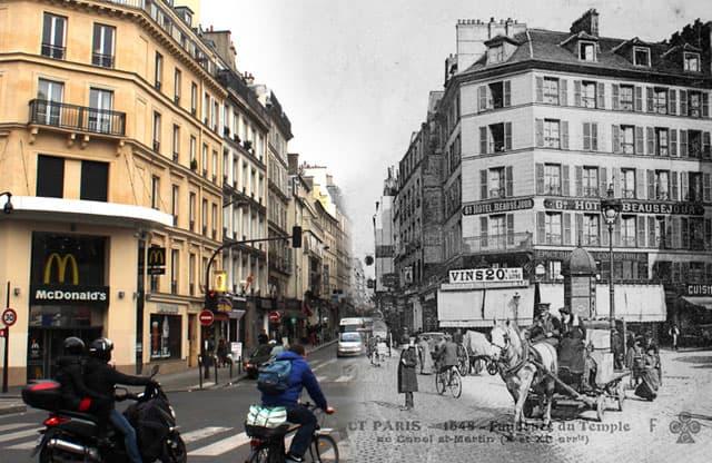 Paris 1900 à aujourd'hui, photographie – 16