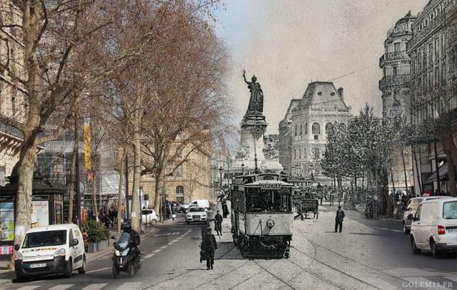 Paris 1900 à aujourd'hui, photographie - 17