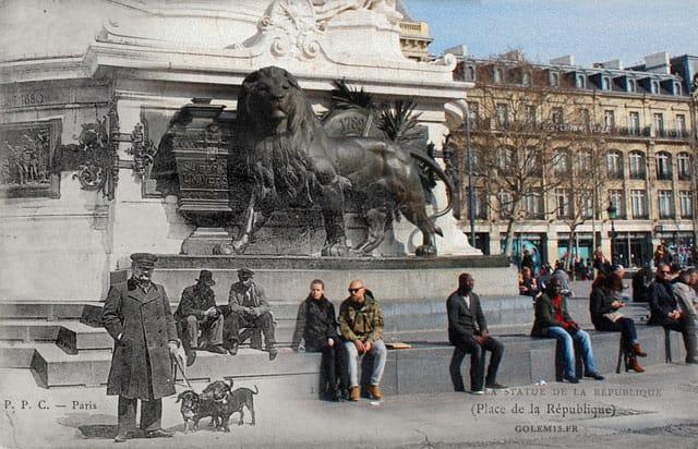 Paris 1900 à aujourd'hui, photographie – 18