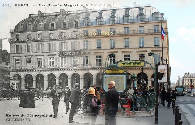Paris 1900 à aujourd'hui, photographie – 19