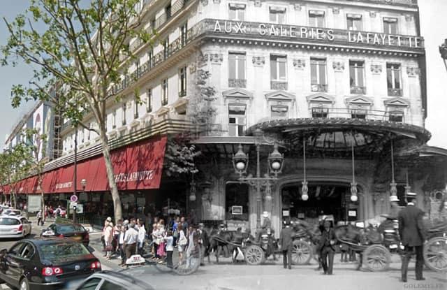 Paris 1900 à aujourd'hui, photographie – 20