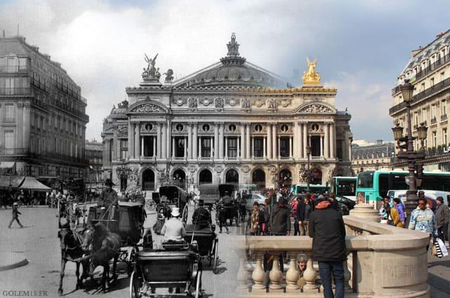 Paris 1900 à aujourd'hui, photographie - 21