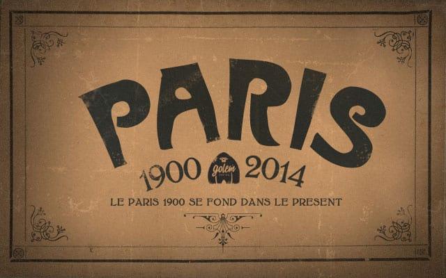 Paris 1900 à aujourd'hui, photographie – 22