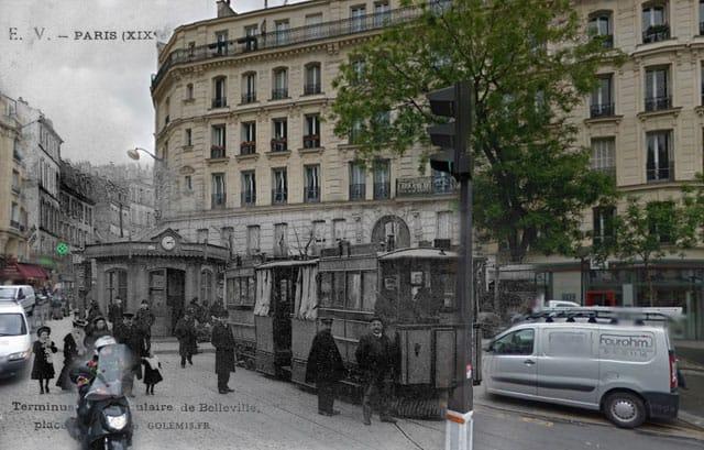 Paris 1900 à aujourd'hui, photographie – 3