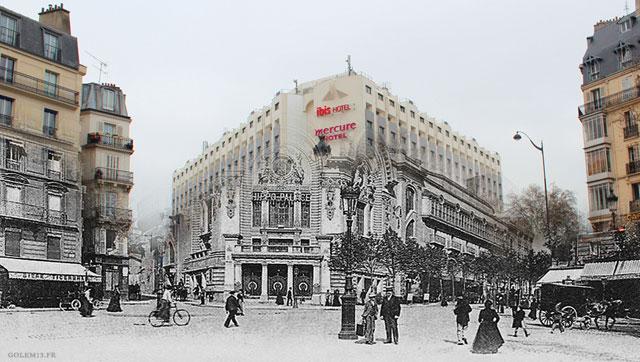 Paris 1900 à aujourd'hui, photographie – 5