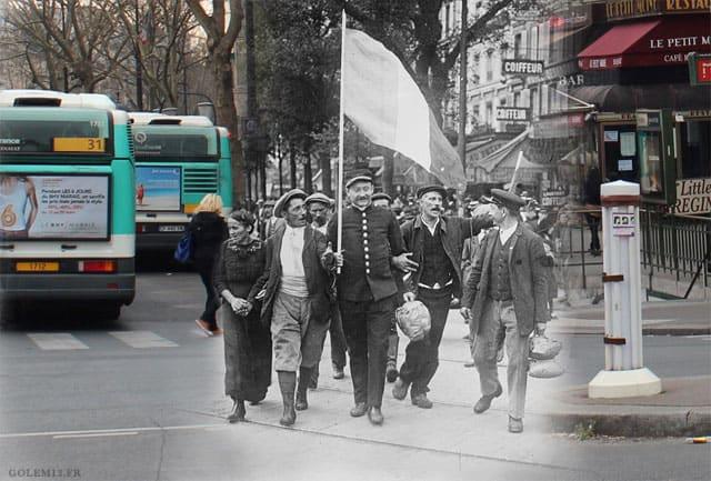 Paris 1900 à aujourd'hui, photographie – 6