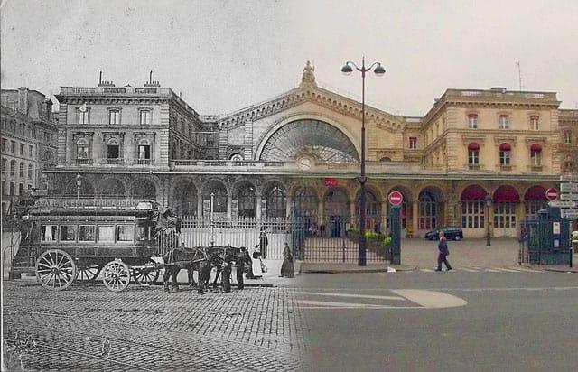 Paris 1900 à aujourd'hui, photographie – 7