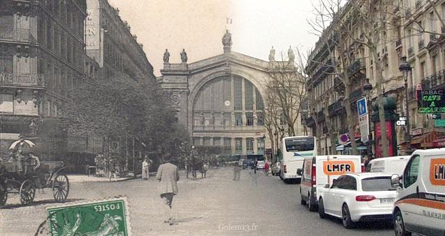 Paris 1900 à aujourd'hui, photographie - 8