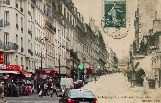 Paris 1900 à aujourd'hui, photographie – 9