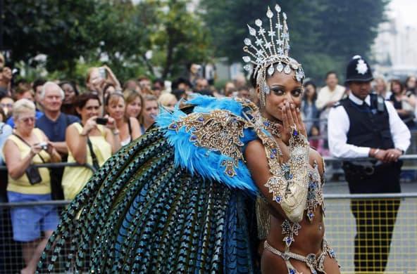 Carnaval de Notting Hill en Angleterre - 10