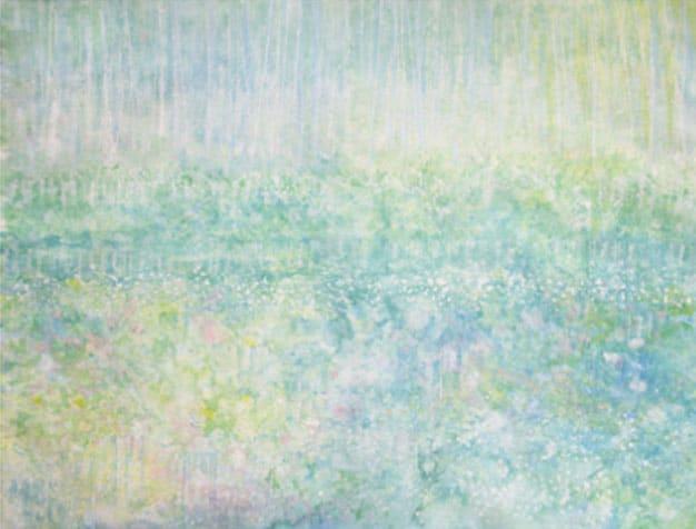 Petite fille autiste talentueuse – peinture – 1