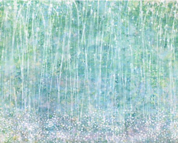 Petite fille autiste talentueuse – peinture – 3