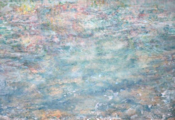 Petite fille autiste talentueuse – peinture – 5