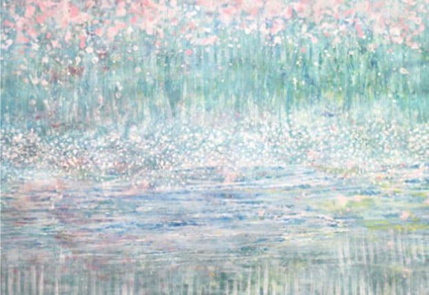 Petite fille autiste talentueuse – peinture – 9