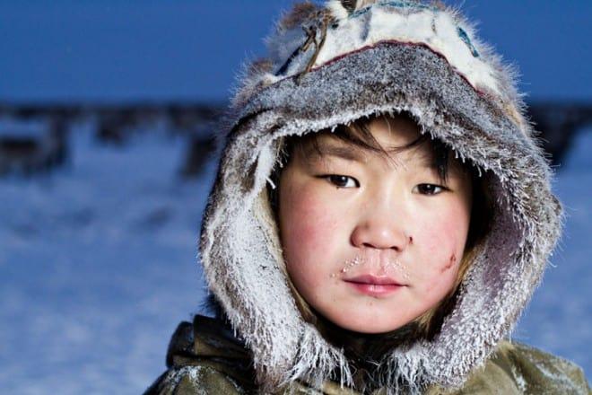 Les habitants de la Sibérie prennent pour la première fois en photo – 1