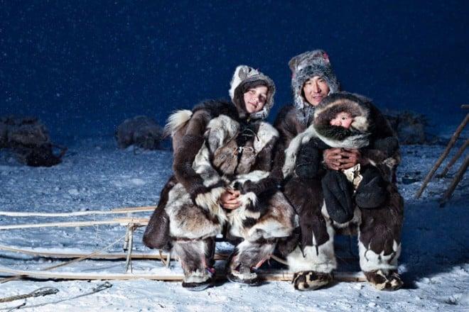 Les habitants de la Sibérie prennent pour la première fois en photo - 10