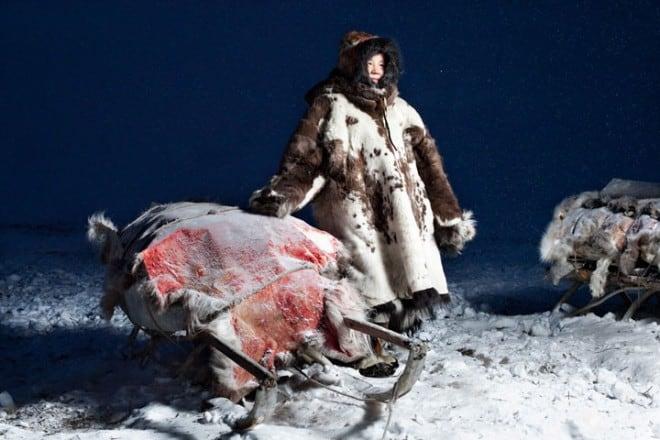 Les habitants de la Sibérie prennent pour la première fois en photo - 11