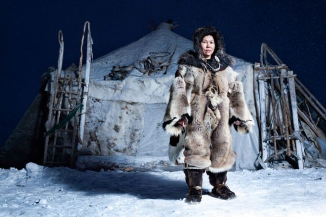 Les habitants de la Sibérie prennent pour la première fois en photo - 12