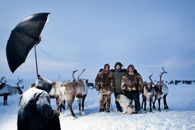 Les habitants de la Sibérie prennent pour la première fois en photo - 13