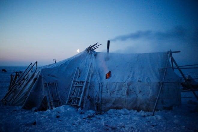 Les habitants de la Sibérie prennent pour la première fois en photo - 14