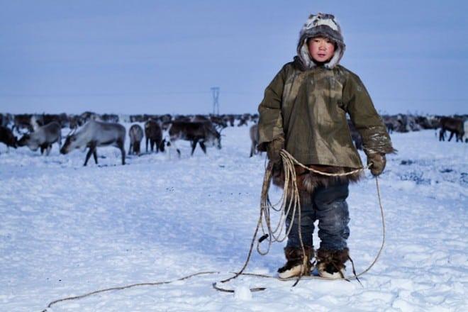 Les habitants de la Sibérie prennent pour la première fois en photo - 15