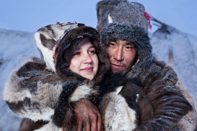 Les habitants de la Sibérie prennent pour la première fois en photo - 16