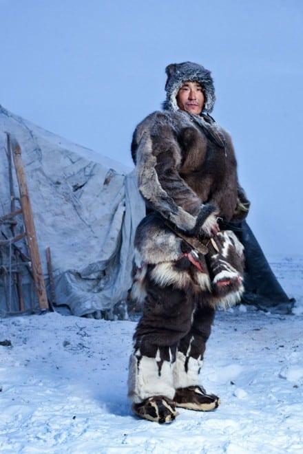 Les habitants de la Sibérie prennent pour la première fois en photo - 17