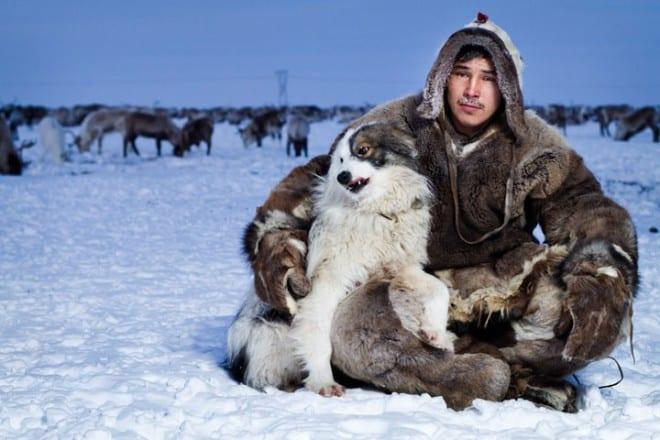 Les habitants de la Sibérie prennent pour la première fois en photo - 2