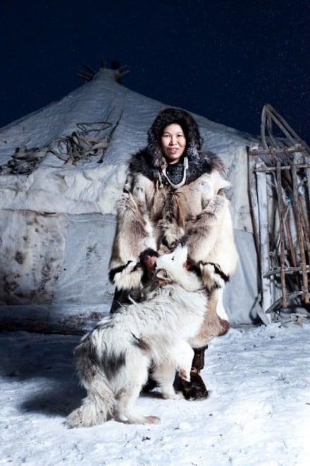 Les habitants de la Sibérie prennent pour la première fois en photo – 19