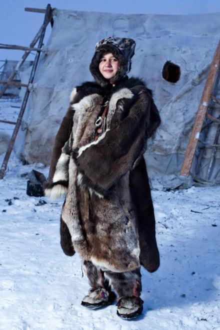 Les habitants de la Sibérie prennent pour la première fois en photo - 23