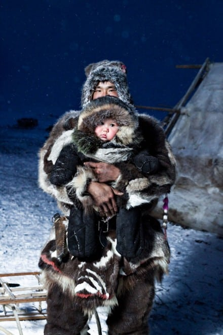 Les habitants de la Sibérie prennent pour la première fois en photo - 24